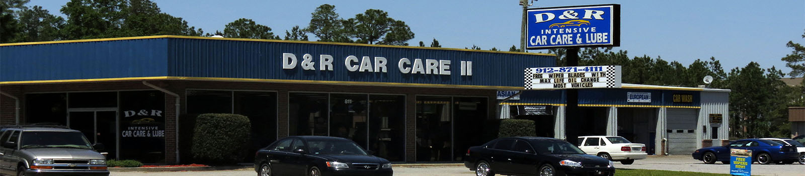 Local Auto Repair Shop raising money for Boys and Girls Club of Bulloch County