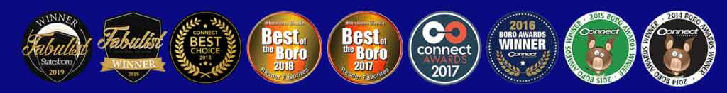 Best of the Boro 2017 | 2016 Boro Awards Winner | Connect Awards 2017 | Connect Statesboro GA
